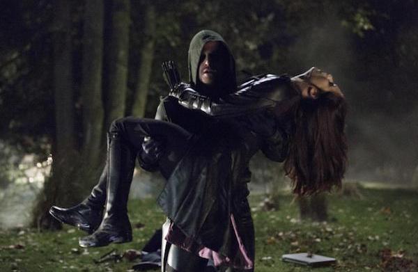 Arrow recap: Heartbroken Arrow