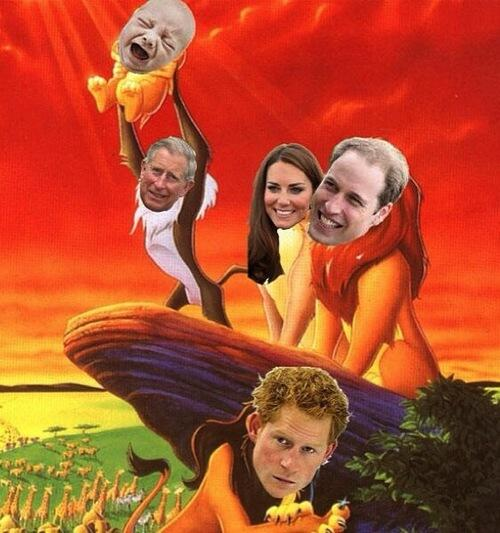 Lion King Royal Baby 2
