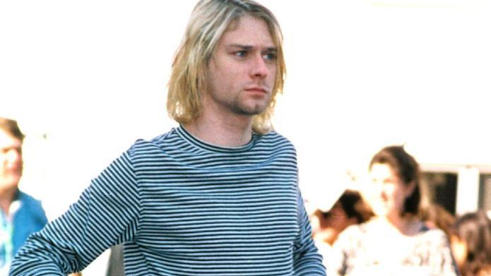 Kurt Cobain, Courtney Love and Francis