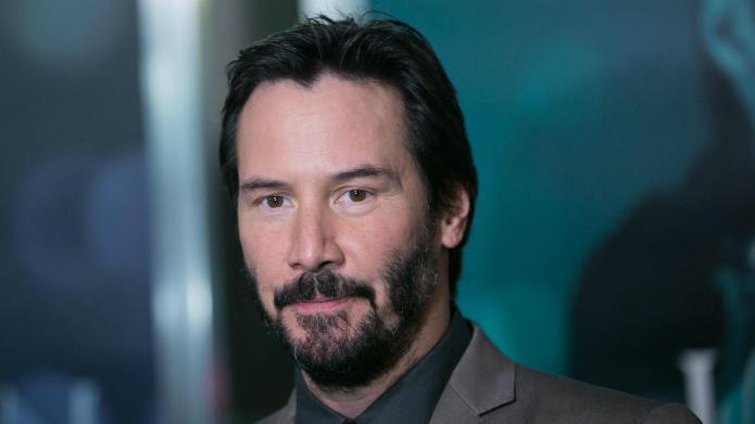Sad Keanu Reeves misses out on