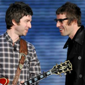 Will brothers Liam and Noel Gallagher