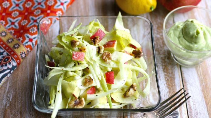 Meatless Monday: Fennel, apple and endive