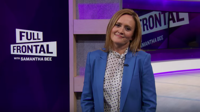 Samantha Bee calling AR-15s 'penis substitutes'