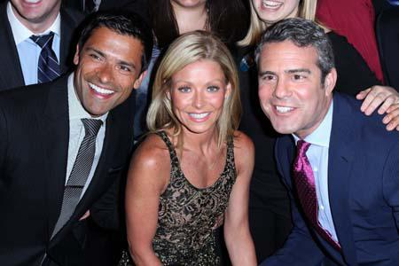 Will Kelly Ripa's husband Mark Consuelos