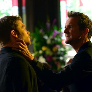 The Originals review: The kiss we've