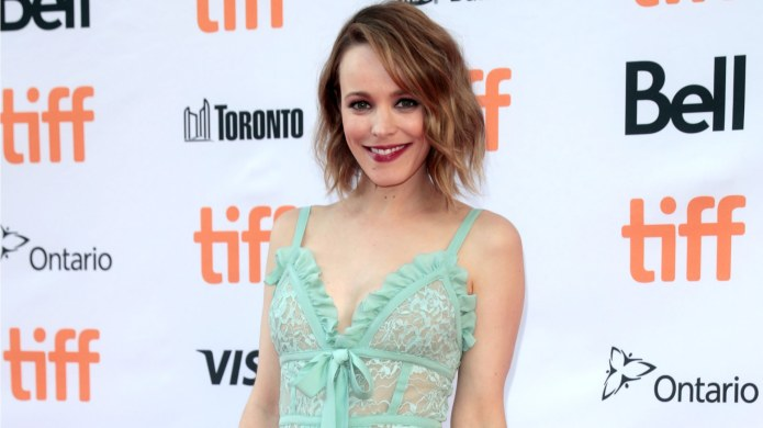 Rachel McAdams Is Reportedly Pregnant With