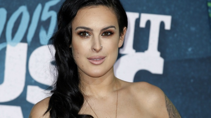 Rumer Willis used to hate her