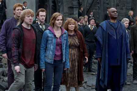 Rupert Grint, Emma Thompson ready for battle