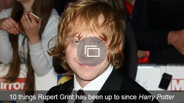 Rupert Grint slideshow