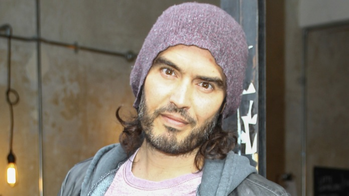 Russell Brand opens the Trew Era