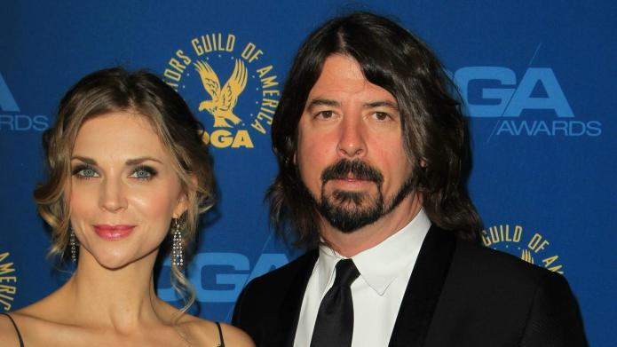 Dave Grohl loses father, welcomes third
