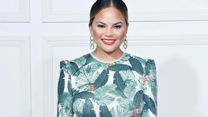 Chrissy Teigen Just Shared a Life-Changing