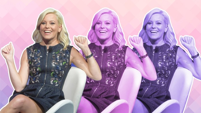 Elizabeth Banks Is Committed to Amplifying