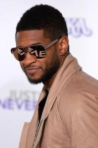Usher talks about his Grammy collaboration