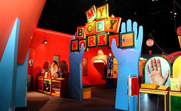 Wisconsin: Betty Brinn Children's Museum