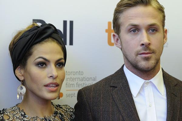 Eva Mendes and Ryan Gosling: Split?
