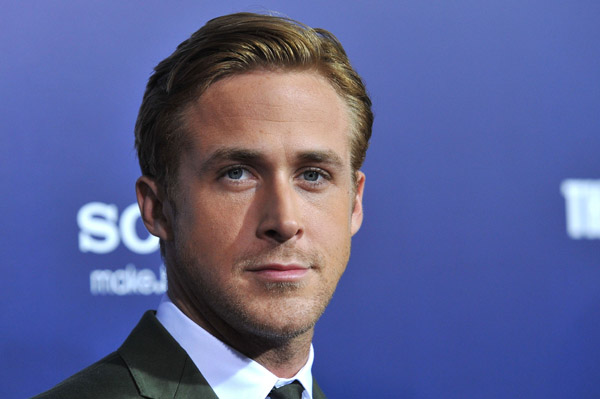Ryan Gosling saves a woman in NYC