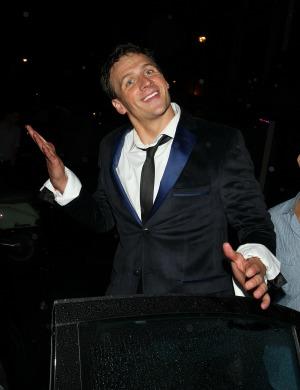 """Ryan Lochte seeks to trademark """"Jeah"""""""