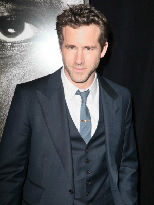 Ryan Reynolds at the Premiere of Safe House