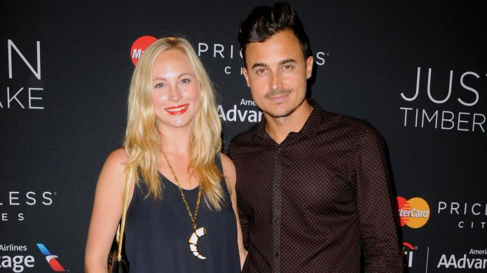 Vampire Diaries' Candice Accola marries, co-stars