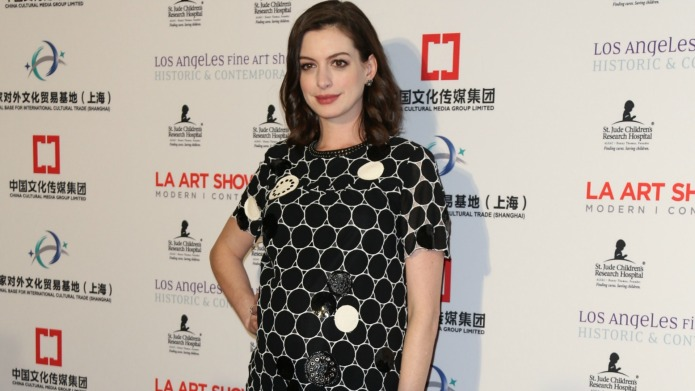 Celeb baby bumps: Anne Hathaway, Audrina