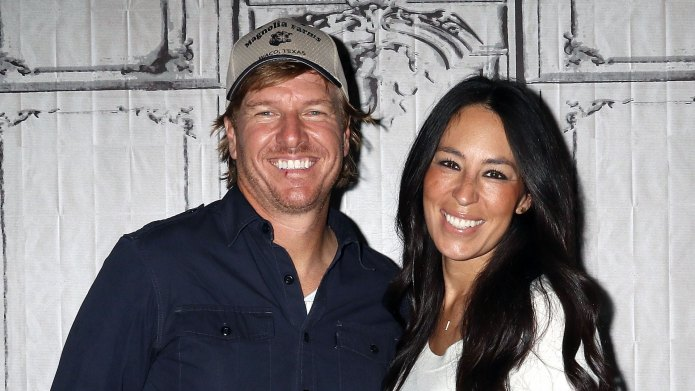 Apparently, Joanna Gaines Wasn't Always Chip's