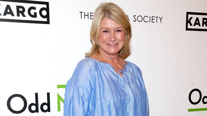 Martha Stewart Has Very Strong Feelings