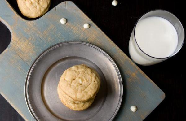 St. Patrick's Day Irish cream cookies
