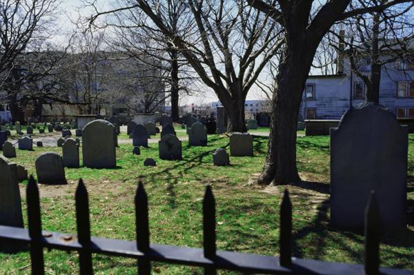 Salem Haunted Footsteps Tour, Salem, Massachusetts