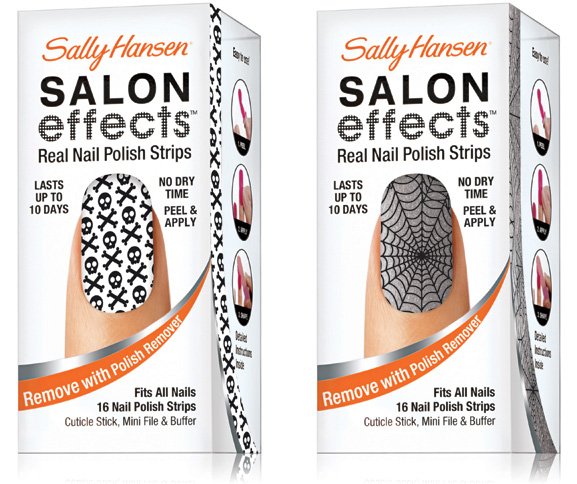 Sally Hansen's Limited Edition Halloween nail collection