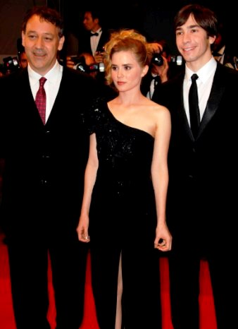Sam, Alison and Justin at the Cannes premiere of Drag Me To Hell