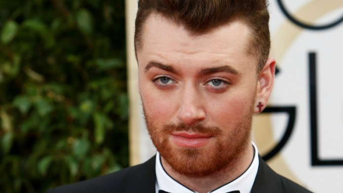 Twitter users accuse Sam Smith of