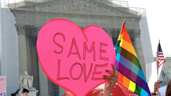 Supreme Court ruling means that love