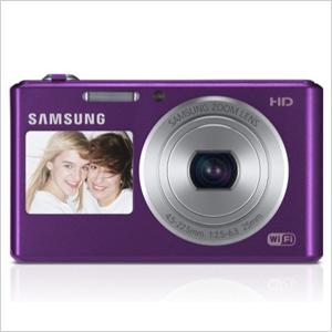 Samsung DV150F Camera