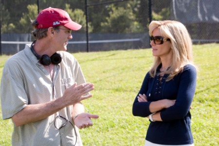 Sandra Bullock gets direction from The Blind Side director John Lee Hancock