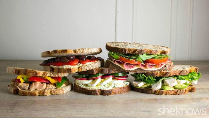 5 Sandwich hacks to reinvent your