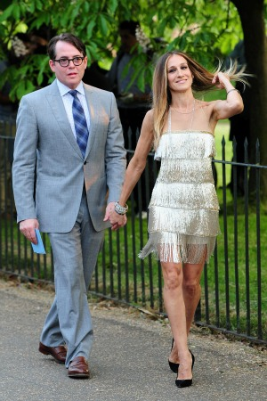 Sarah Jessica Parker talks about her great marriage to Matthew Broderick