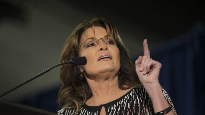Why Sarah Palin needs to be