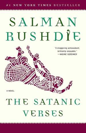The Satanic Verses cover