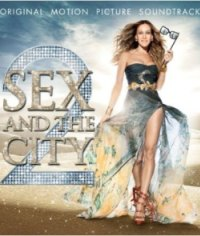 Jennifer Hudson & Leona Lewis on SATC 2