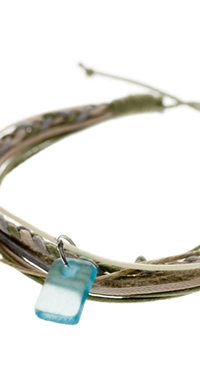 Water Pebble Bracelet by Savage Senses design company