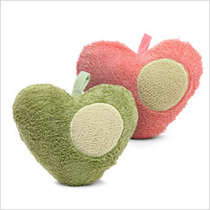 Beating Heart Stress Relief Pillow