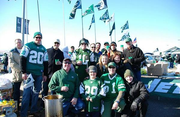 Football season 2013: America's best tailgates