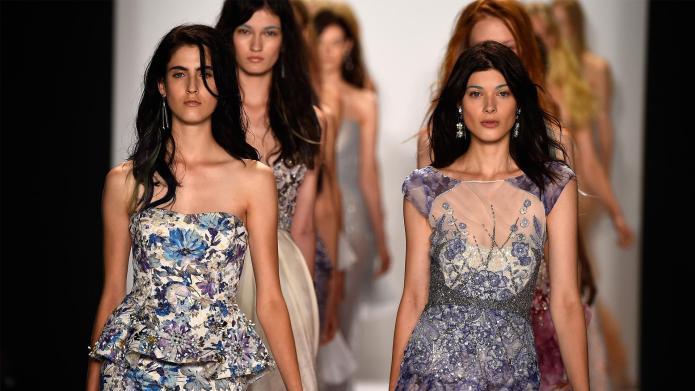 8 Fashion Week hair and makeup