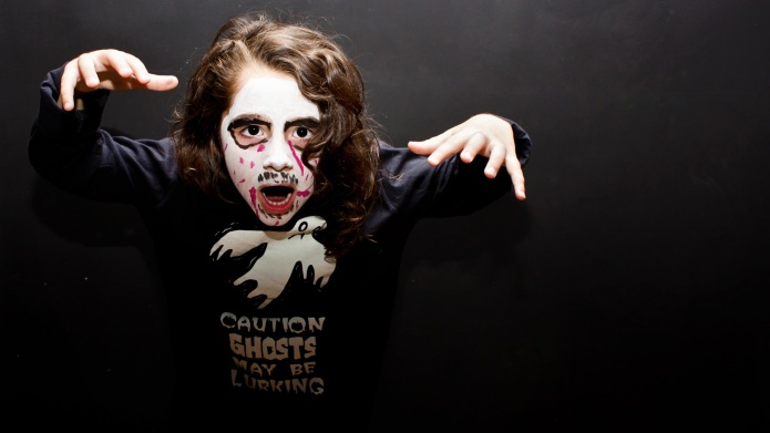 8 Seriously creepy kids' Halloween costumes