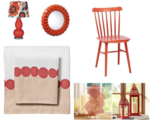 Red-orange color scheme   Sheknows.com
