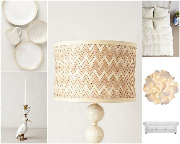 White color scheme   Sheknows.com