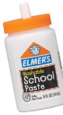 gluten in... school paste?