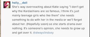 Kim Kardashian fans react to Couric blast