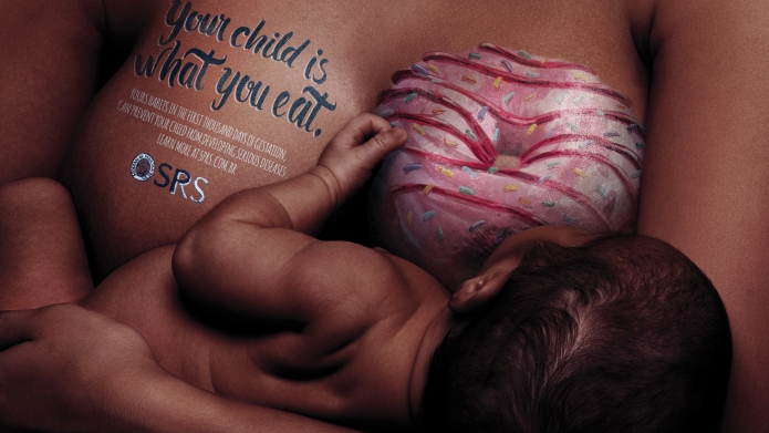 Judgy breastfeeding campaign should give moms